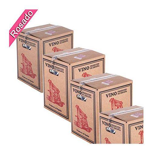 Lote 15 Bag in Box 15L Vino ROSADO
