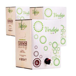 Lote 15 Bag in Box 15L Vino Blanco Verdejo Paz VI