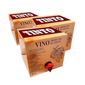 Lotes Vino Bag in Box