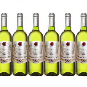 Vino blanco Cortijo los Villares