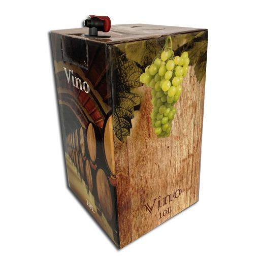Bag in Box 10L Vino Cosechero Vino Tinto Joven de Bodega Los Corzos