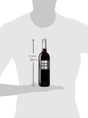 """Vino Tinto Etiqueta metálica """"Los Corzos"""" Caja de Botellas 6 x 750 ml - Total: 4500 ml"""